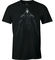 T-shirt Overwatch Classic Reaper L