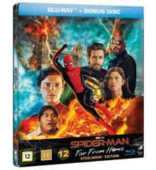 Spider-man: Far from home - Steelbook