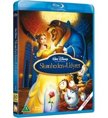 Disneys Skønheden og Udyret (Blu-Ray)