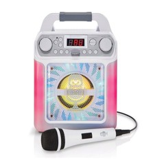 Singing Machine - Groove Mini Karaoke Maskine (50-00533)