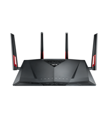 Asus - RT-AC88U Wireless AC3100 Dual-Band Gigabit Router
