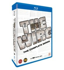 Wire, The: The Complete Series (Blu-Ray)