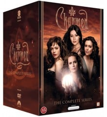 Charmed/Heksene Fra Warren Manor - Season 1-8 (48 disc) - DVD