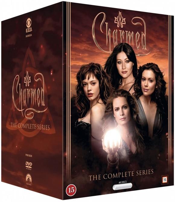 Charmed/Heksene Fra Warren Manor - Season 1-8 (48 disc) - DVD