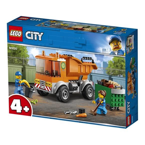 LEGO City - Garbage Truck (60220)