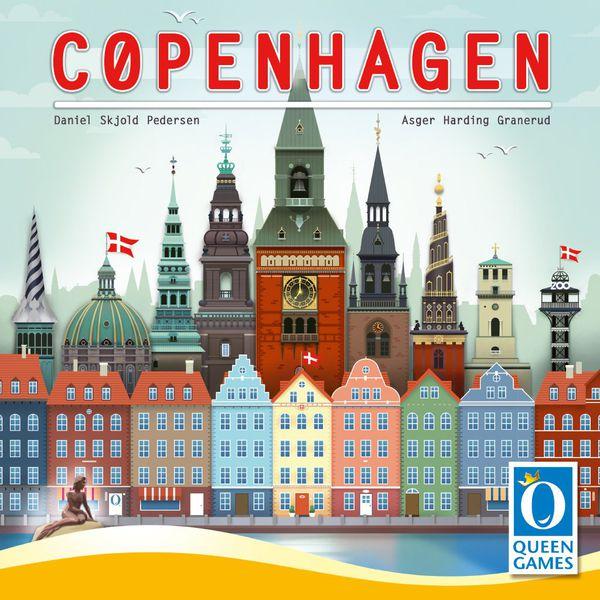 Copenhagen - Brætspil (Nordisk)