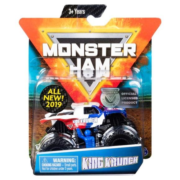 Monster Jam - 1:64 Single Pack - King Krunch (20105560)