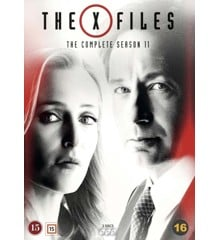 X-files - Season 11 - DVD