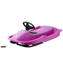 Stiga - Snowpower Steering Sledge - Pink (74-7122-07)