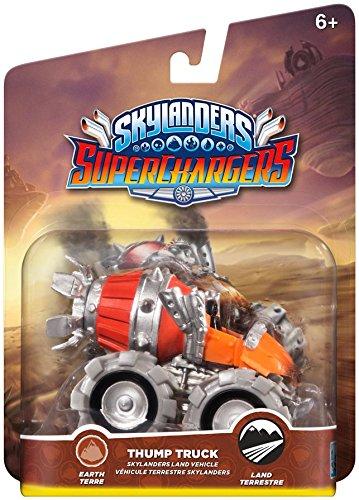 Skylanders SuperChargers - Vehicle - Thump Truck