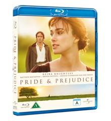 Pride & Prejudice Blu ray
