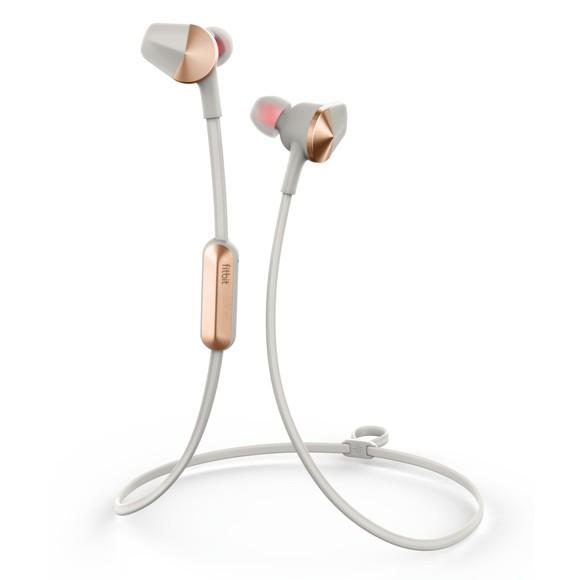 Fitbit - Flyer Wireless Fitness In-Ear Headphones