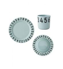 Design Letters - The Numbers Gaveæske