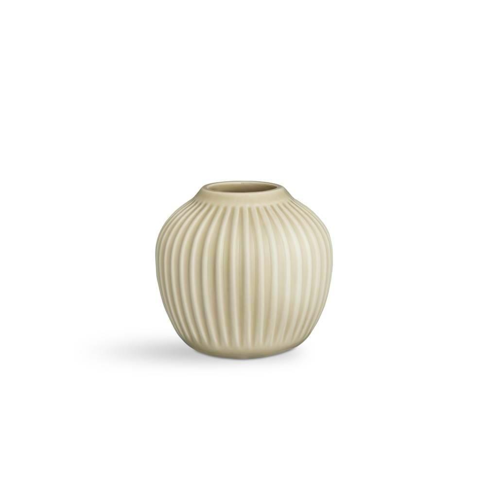 Kähler - Hammershøi Vase Small - Birch (692475)