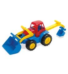 Dantoy - Traktor med Rendegraver (2121)