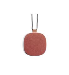 SACKIT - WOOFIT Go bærbar Bluetooth højttaler Rose/Sølv