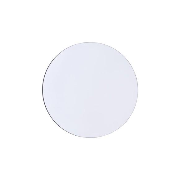 House Doctor - Walls Mirror Ø 50 cm - Clear (sc0303)