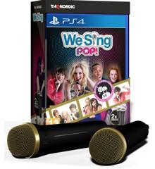 We Sing Pop +2 OEM Mic Bundle