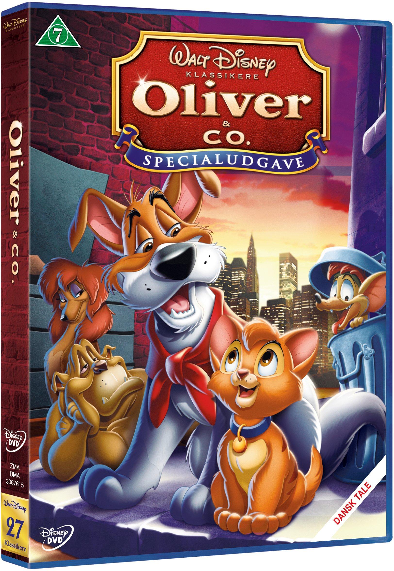 Oliver & Co Disney classic #27