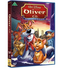 Oliver & Co Disney classic #27