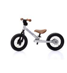 Trybike - 2 Wheel Steel, Silver