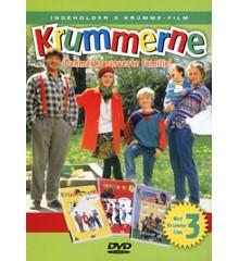 Krummerne boks - DVD