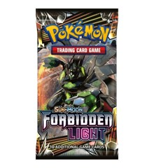 Pokemon Sun & Moon – Forbidden Light - Booster