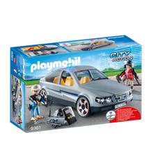 Playmobil - SWAT Undercover Bil (9361)
