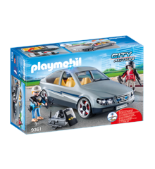 Playmobil - SWAT Undercover Car (9361)