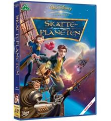 Disneys Skatteplaneten - DVD