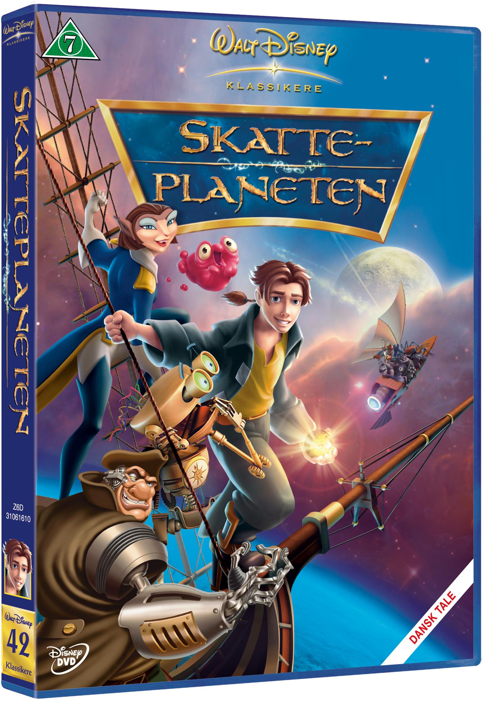 Skatteplaneten Disney classic #42