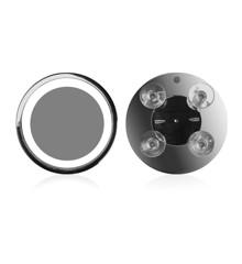 Gillian Jones - Sugekopspejl m. LED og 7 x Zoom