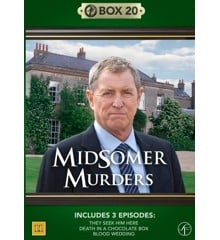 Midsomer Murders - Box 20 - DVD