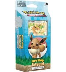Pokemon - Let's Play Eevee Theme Deck (POK80615A)