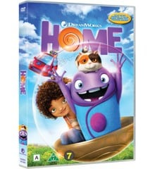 Home (2015) DVD