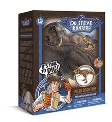 Dino Battle Excavation Kit - T. Rex vs Triceratops (91072)