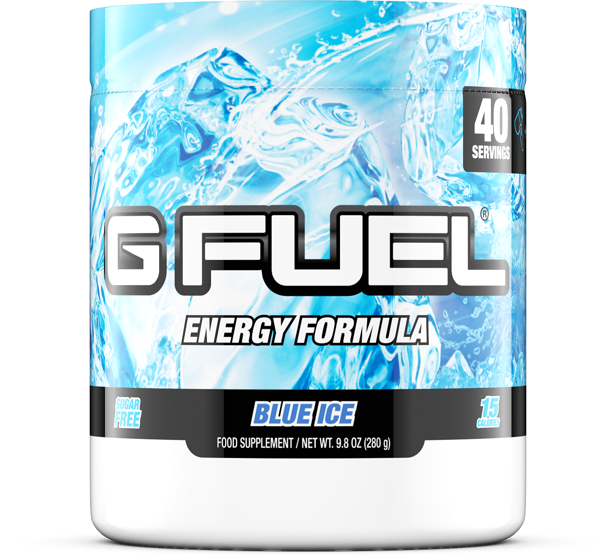 G Fuel Blue Ice Dose