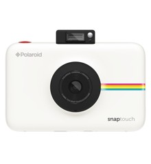 Polaroid - Snap Touch Instant Digital Camera White