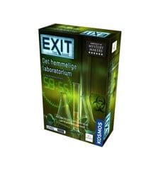 Exit - Det hemmelige laboratorie