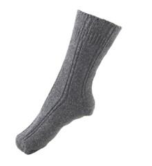 Melton - Cozy Bed Sock - Wool w. Silk