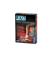 Exit: Dead Man on the Orient Express (English)