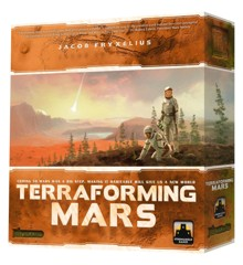 Terraforming Mars - Boardgame (English)
