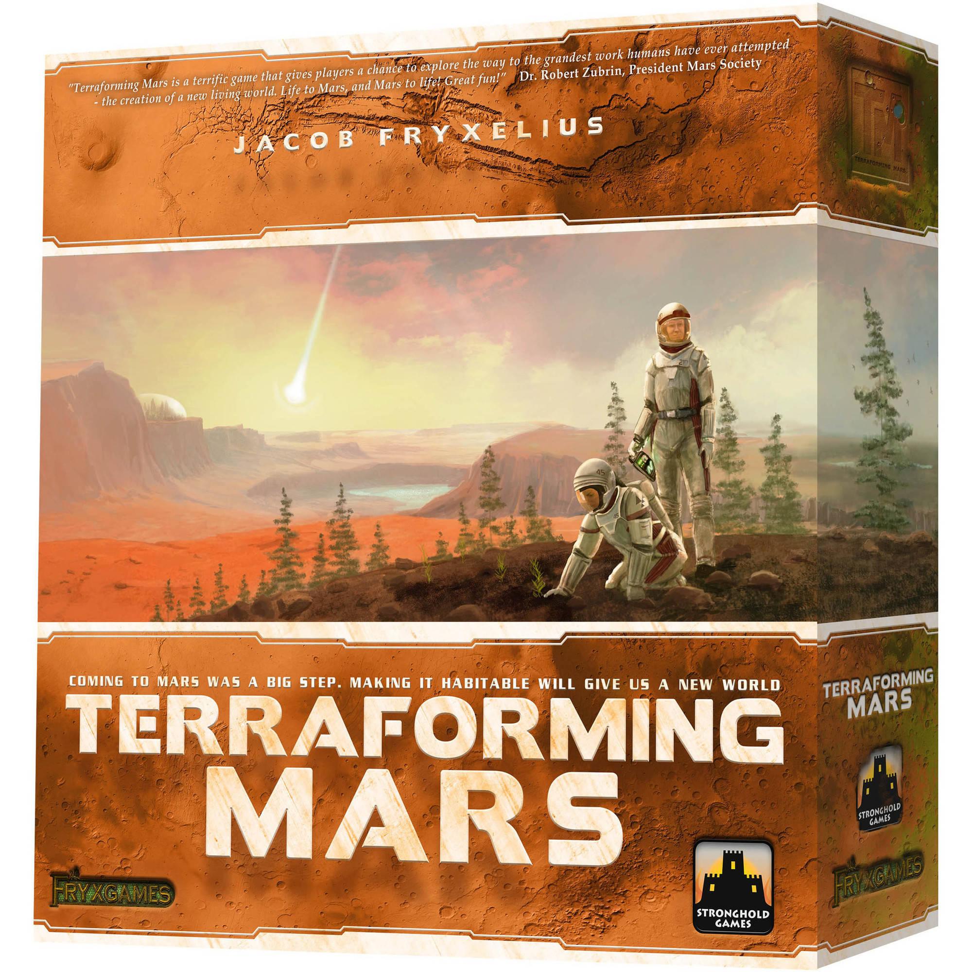 Terraforming Mars - Brætspil (Engelsk)