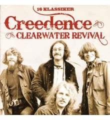 Creedence Clearwater Revival - 16 Klassiker - CD