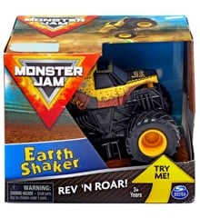 Monster Jam - 1:43 Rev & Roar Trucks - Earth Shaker (20105415)