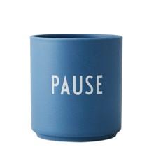 Design Letters - Favorit Kop - Pause