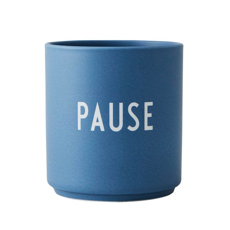 Design Letters - Favourite Cup - Pause (10101002pause)