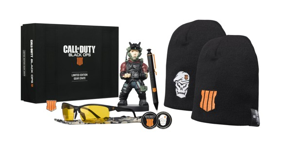 Call of Duty BO4 Big Box