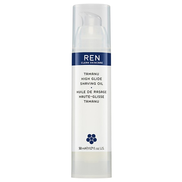 REN - Tamanu High Glide Shaving Oil Men 50 ml