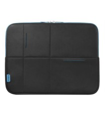 """Samsonite - Airglow Sleeve For 15,6"""" Laptops Sort/Blå"""